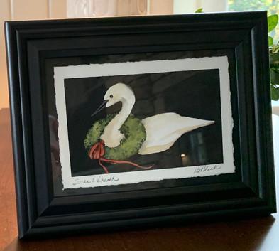 Swan & Wreath_1