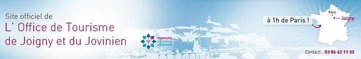 Office du Tourisme de Joigny
