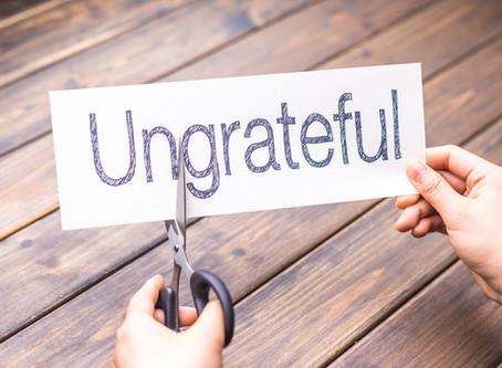 Attitudes and Gratitude