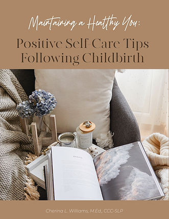 Positive Self-Care Tips Following Childb