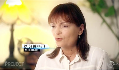 Patsy Bennett astrologer The Project.jpg