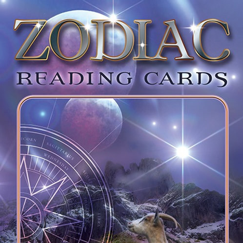 The Zodiac Reading Cards