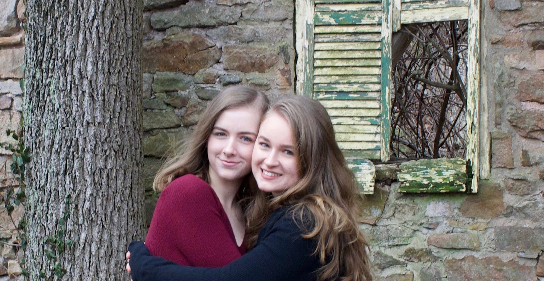 Sister Photo Shoot
