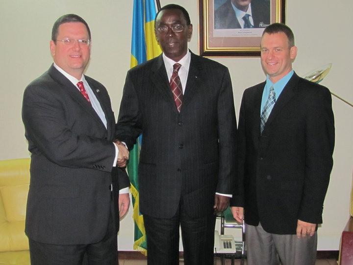 Prime Minister of Rwanda - Bernard Makuza