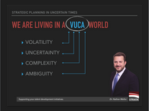 Training - Living In a VUCA World
