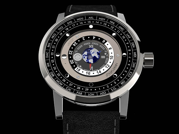 The Draconic by Pynchon Watches