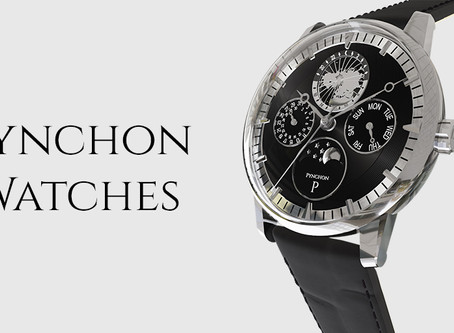 A gentleman's choice of timepiece says as much about him