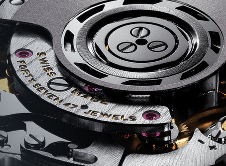 Watches should be inspected from the inside out