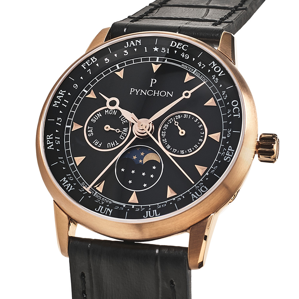 Tide Indicator in The Orarian by Pynchon Watches