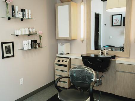 A Private Salon Experience