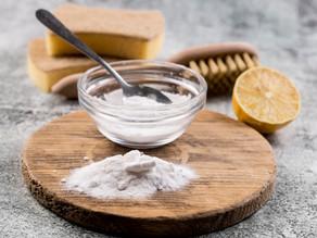 Le bicarbonate de soude : la poudre magique !