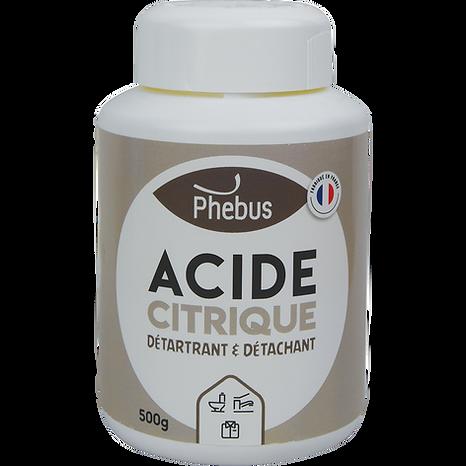 Acide citrique Phebus