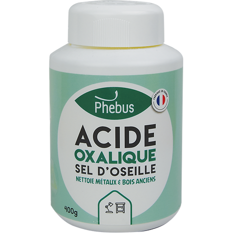 Acide oxalique Phebus