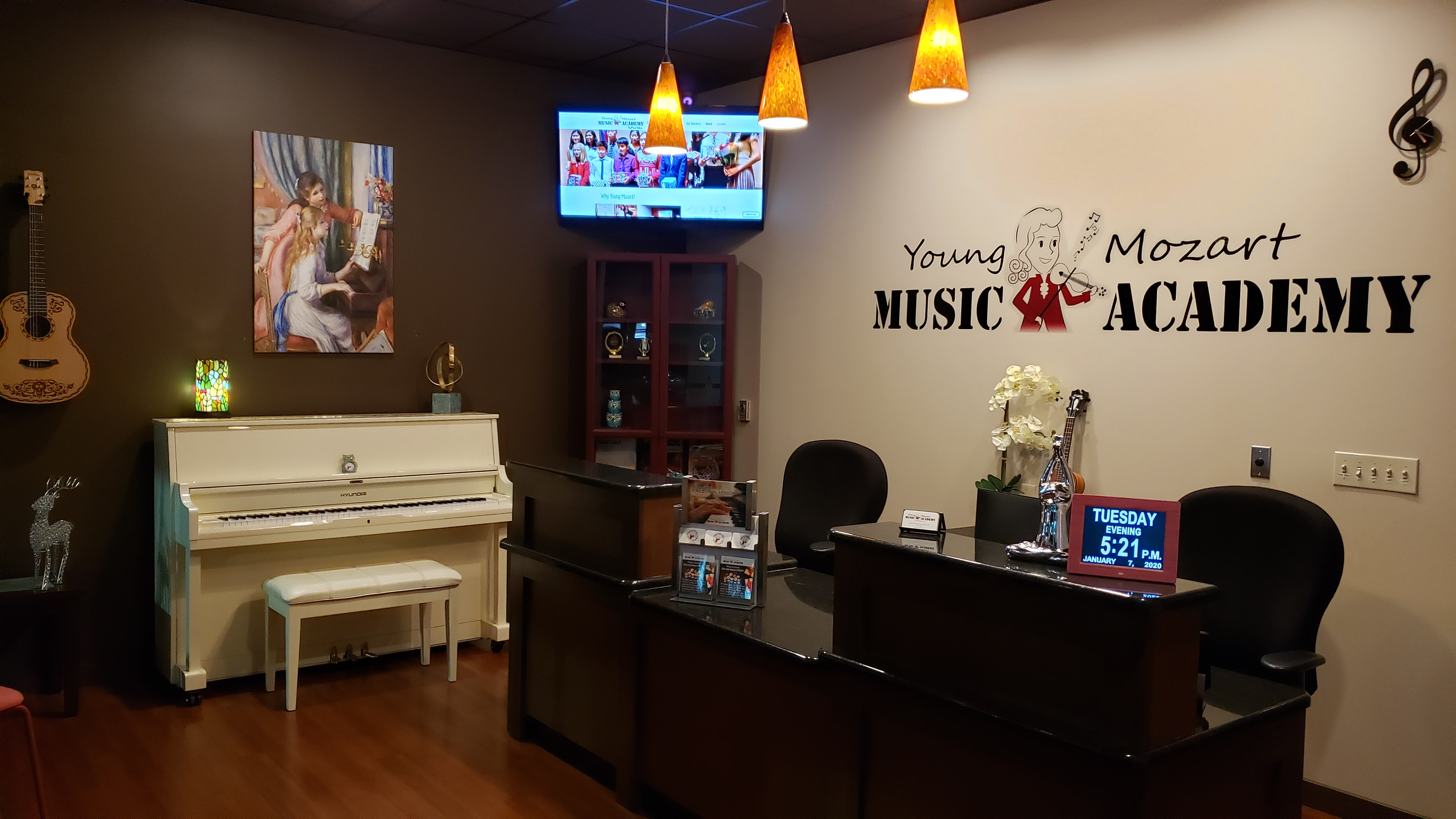Young Mozart Music Academy Music Lessons New Jersey