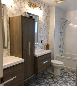 Bradford Custom Washroom