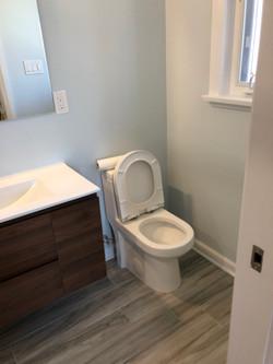Energy Saver Toilet
