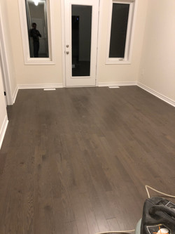 Gray-Brown Flooring