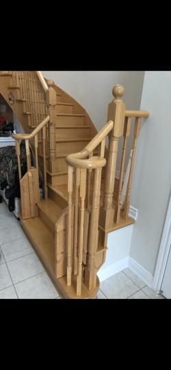 Bottom of Stairs