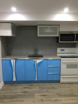 Ikea Basement Kitchen