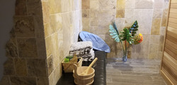 Sauna Room Tiling