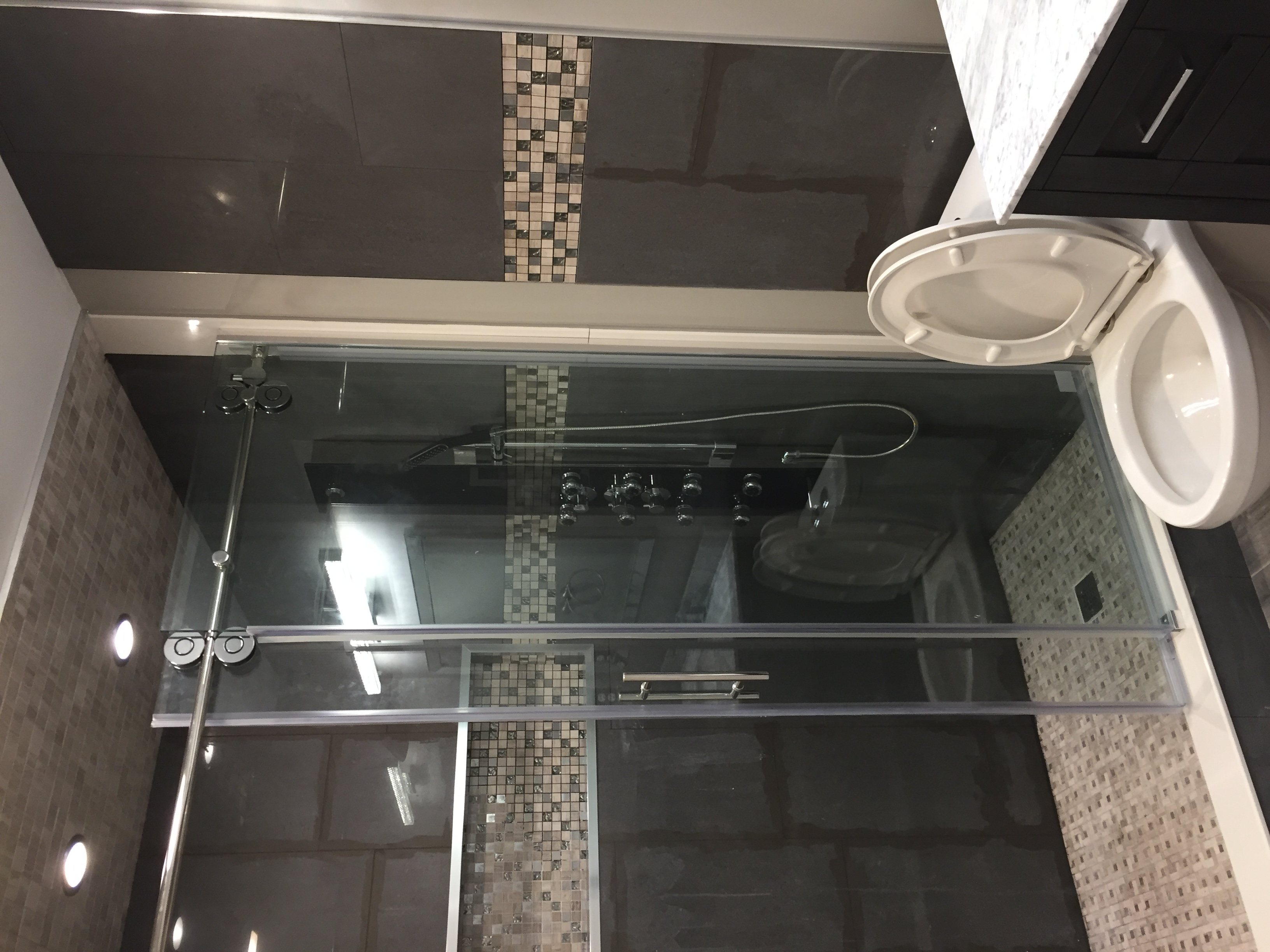 Master Washroom Shower