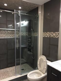 Master Washroom Shower