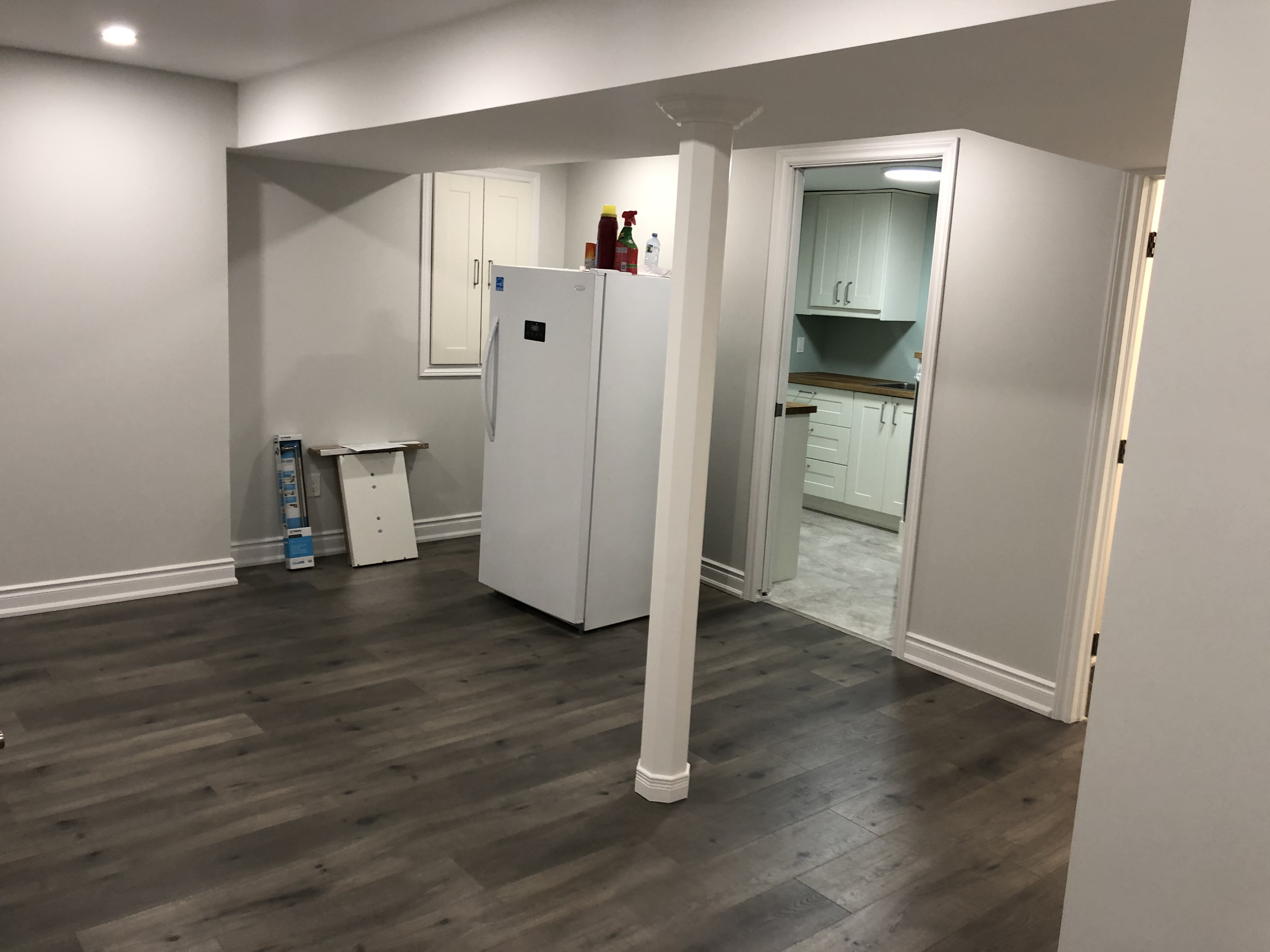 Thornhill Finished Basement