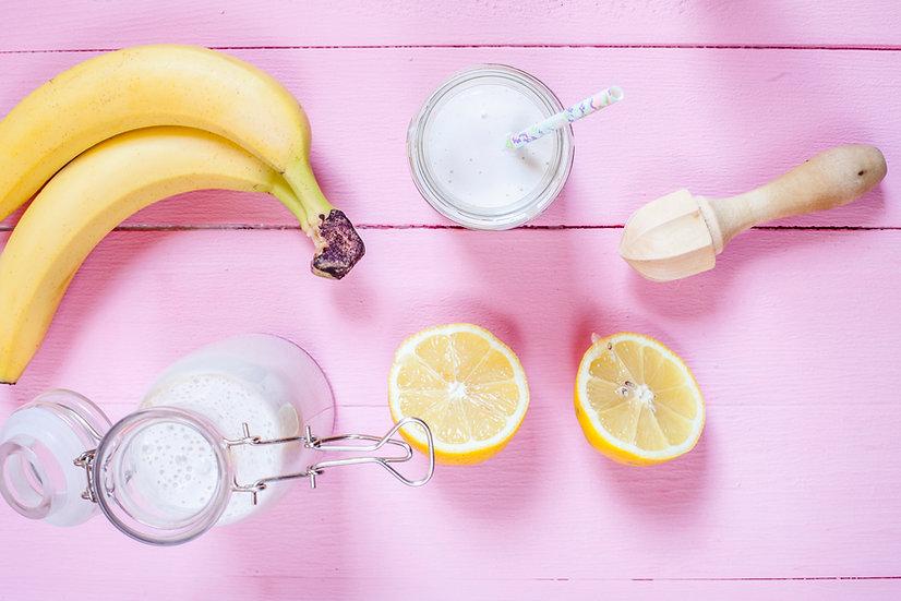 Banana Butter Cup