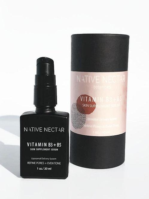 Vitamin B3 + B5 Skin Supplement Serum