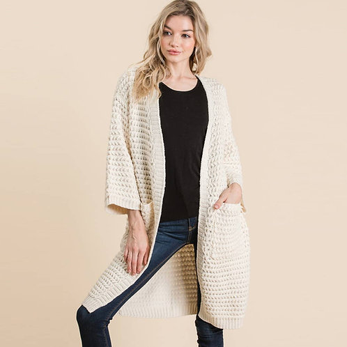 Knit Ivory Sweater
