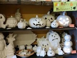 Halloween pieces