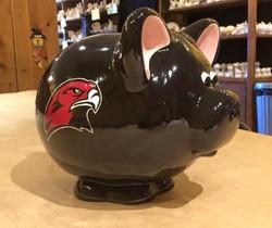 Bozeman High Hawks piggy bank