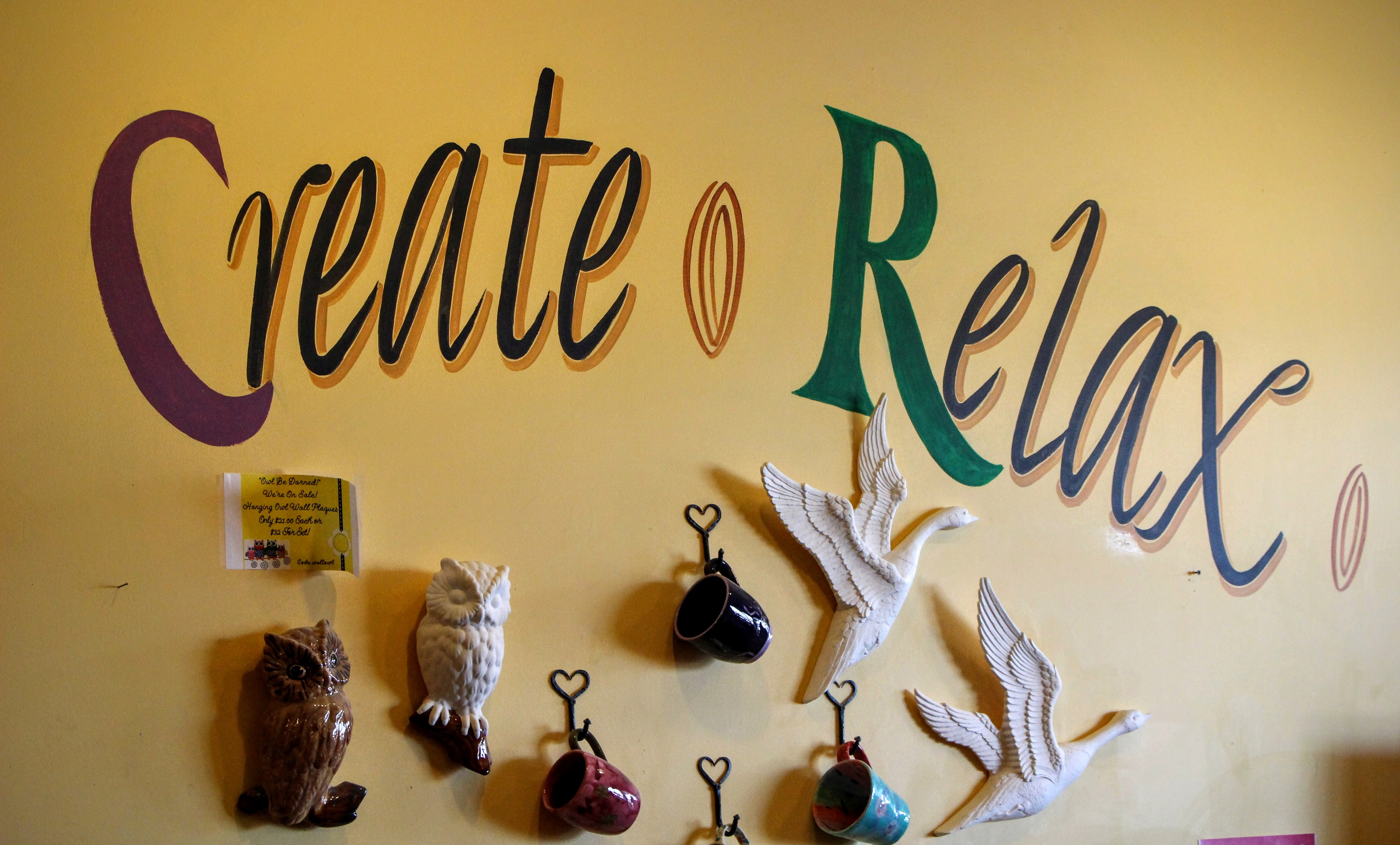 Create and Relax
