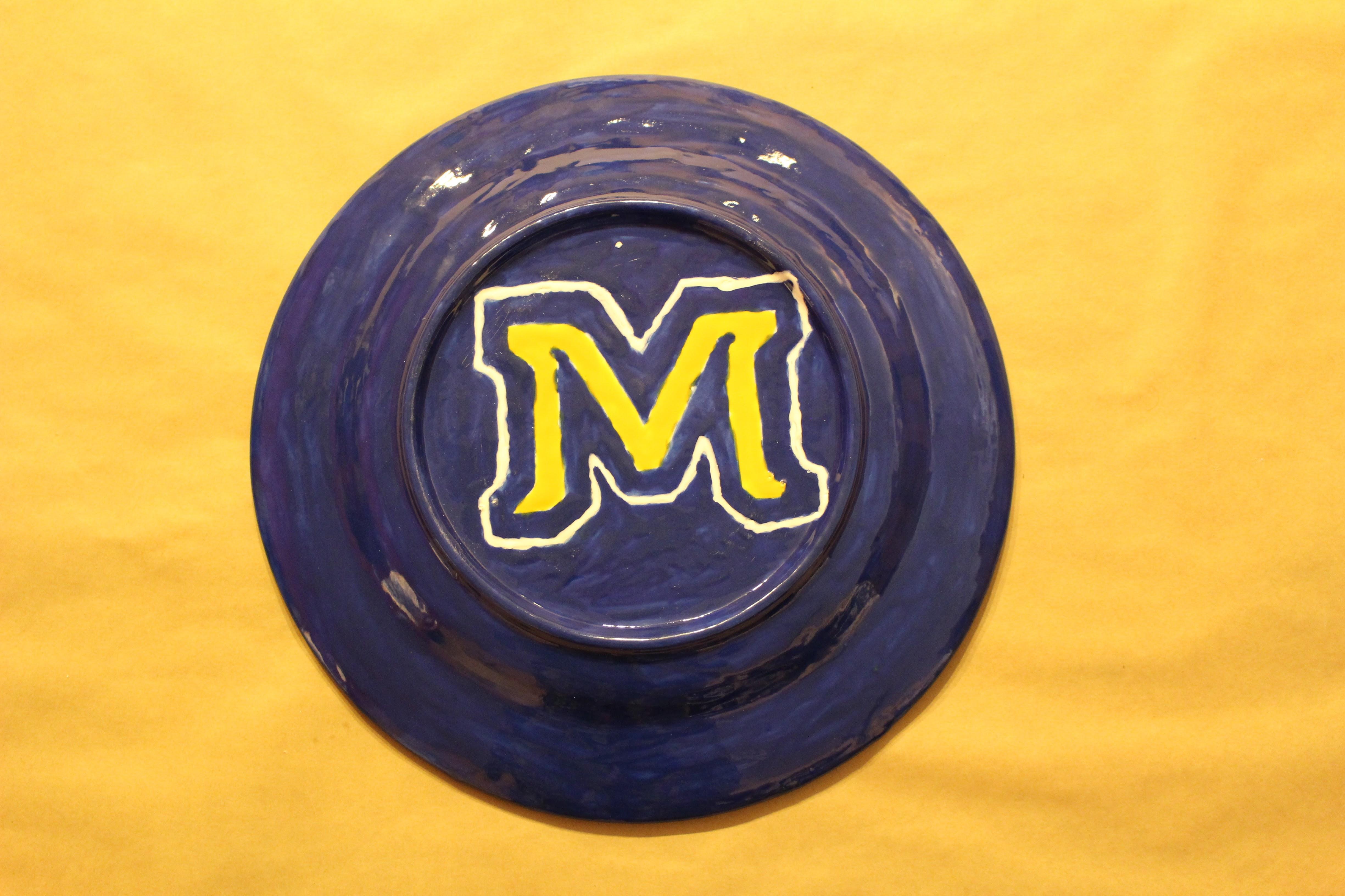 MSU plate