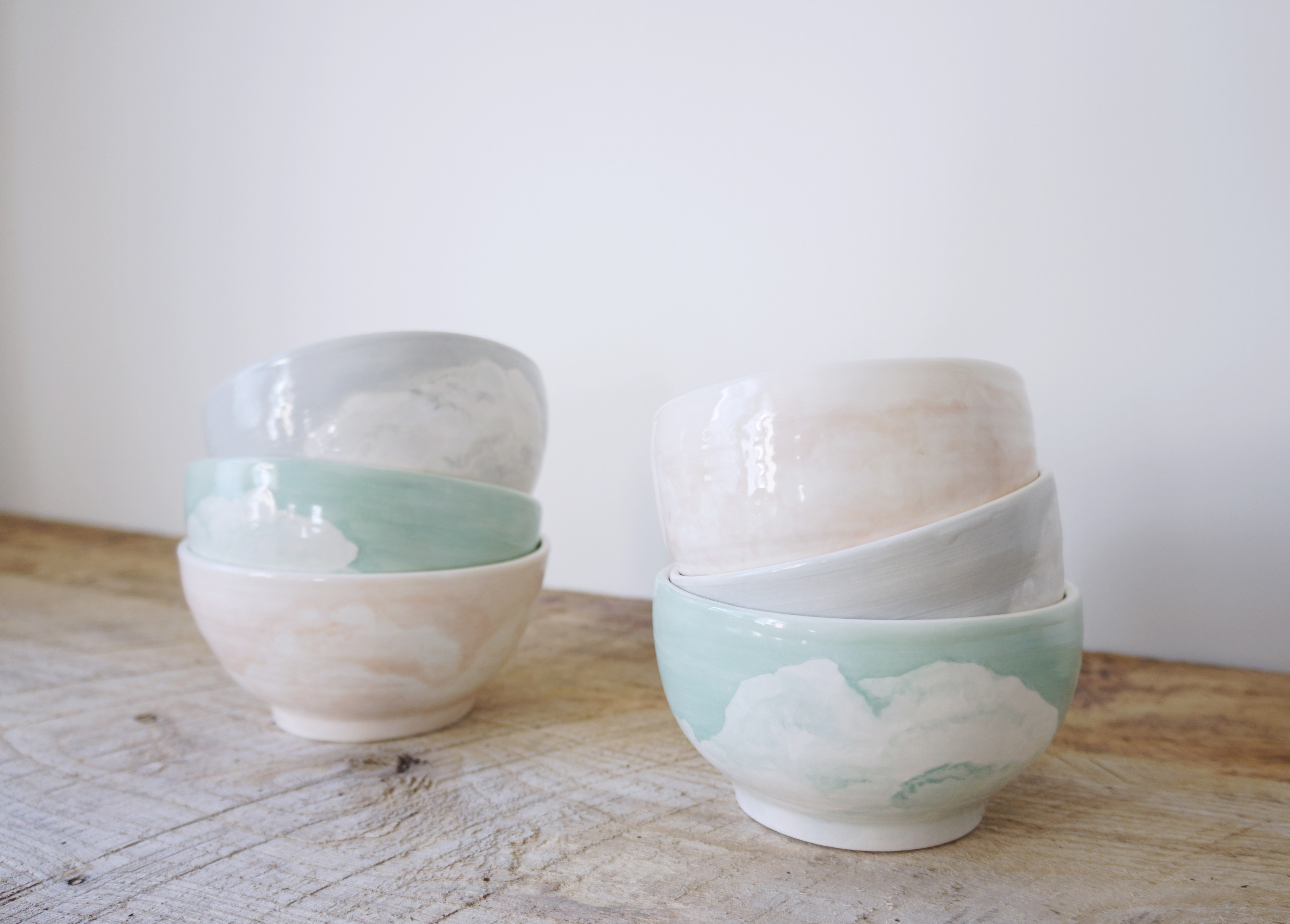 Painted Bowls