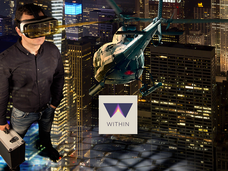 قراءة في تطبيق (Within) لأفلام الواقع الافتراضي والمعزز