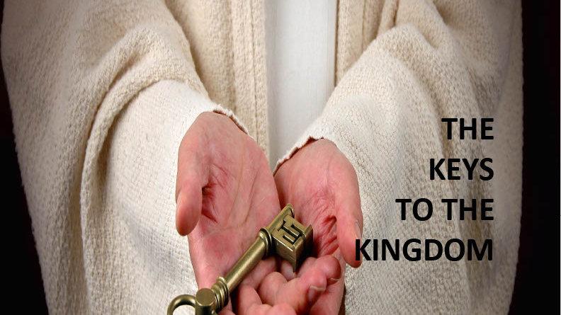 THE KEYS OF THE KINGDOM -Apple iPad