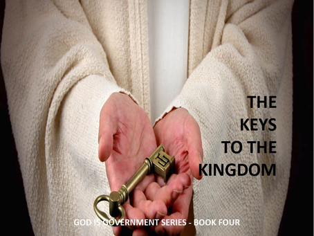 NEW ARRIVAL - The Keys of the Kingdom