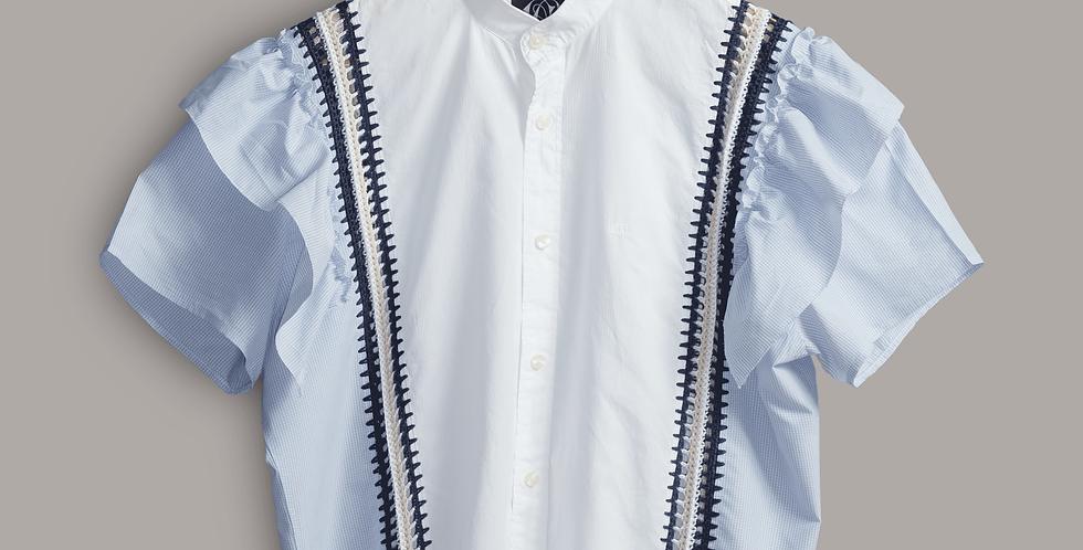 Sevilla Shirt Blue & White