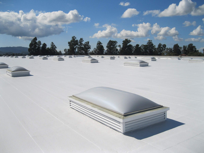 HOW DOES A ROOF COATING RESTORATION ACTUALLY WORK?