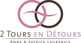 2TOURSenDETOURS Anne et Patrick Laurensis