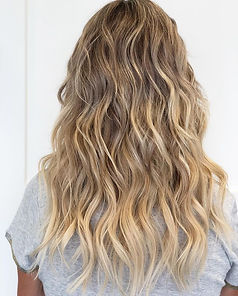 This babe got her root-shade, babylights