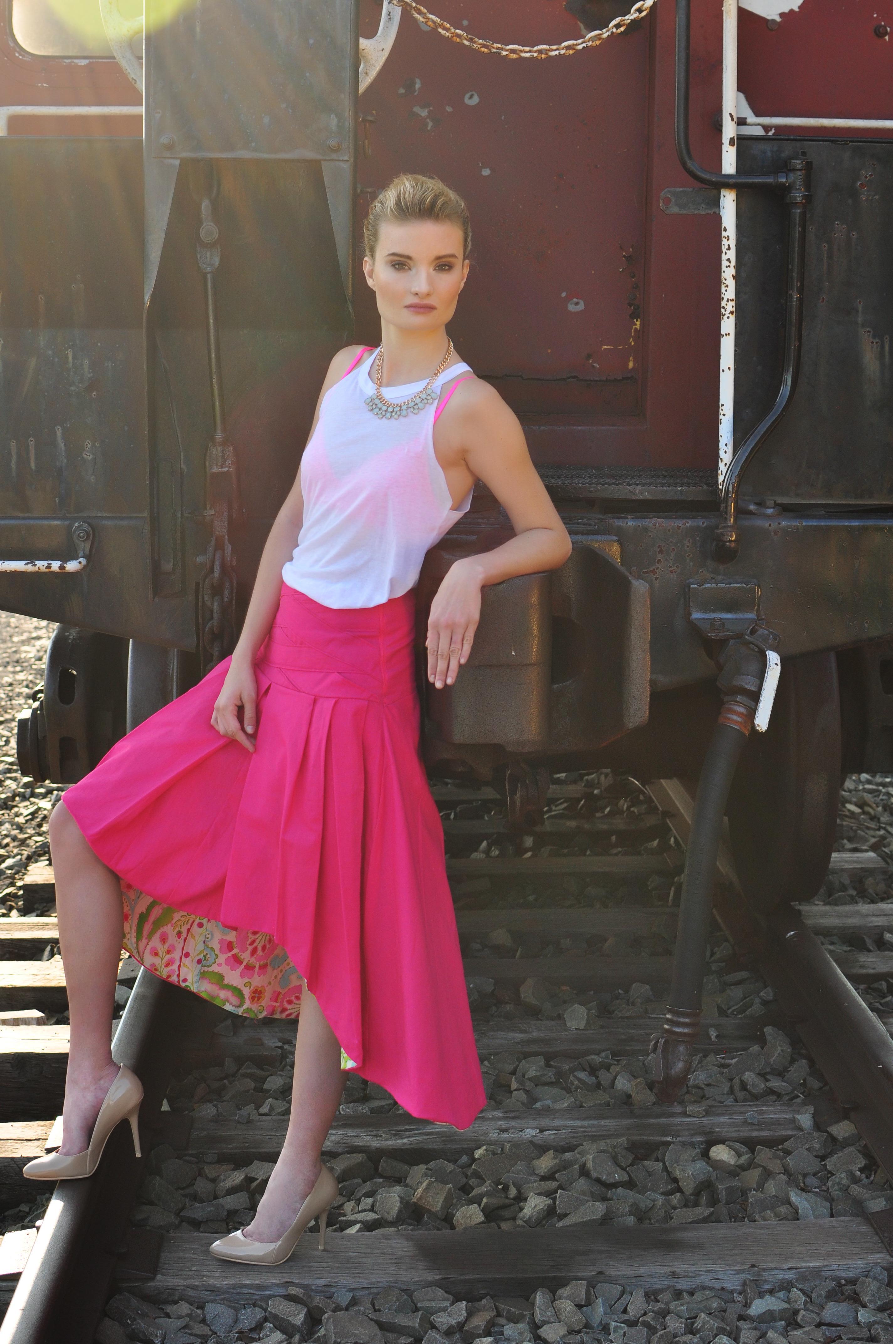 Madeline skirt