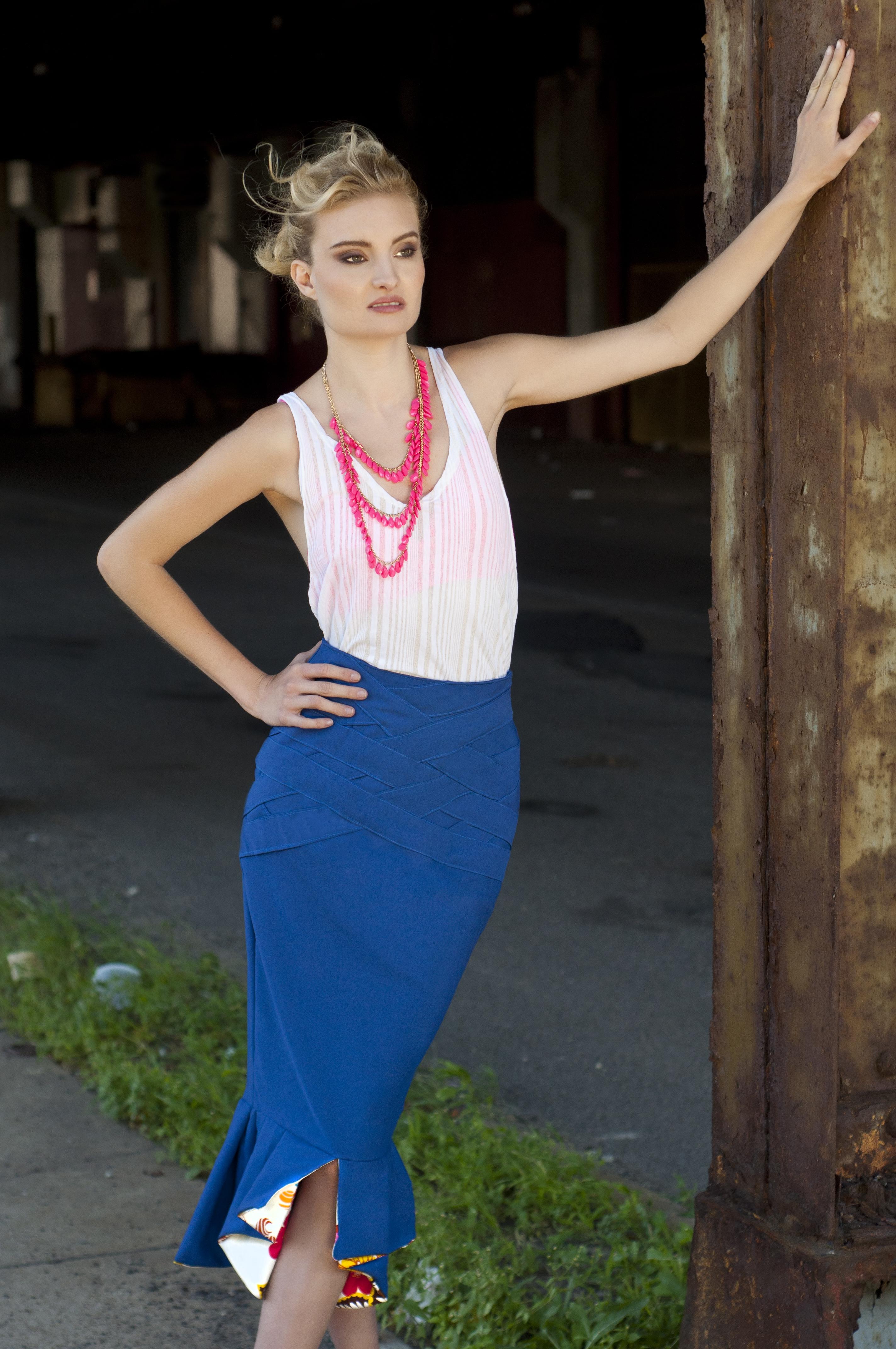 Kate Skirt w/ Michelle Tank Top