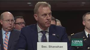 Secretary Defense Shanahan Launches A  Task Force On Military Sexual Assault
