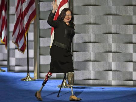 Senator Duckworth (Combat Veteran) of Illinois seeks to support Survivors of Military Sexual Trauma