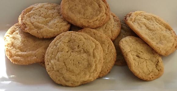 Macaw Cookies - Lemon Sugar