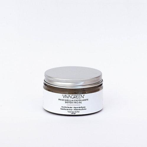 Mascarilla / Exfoliante Facial Detox