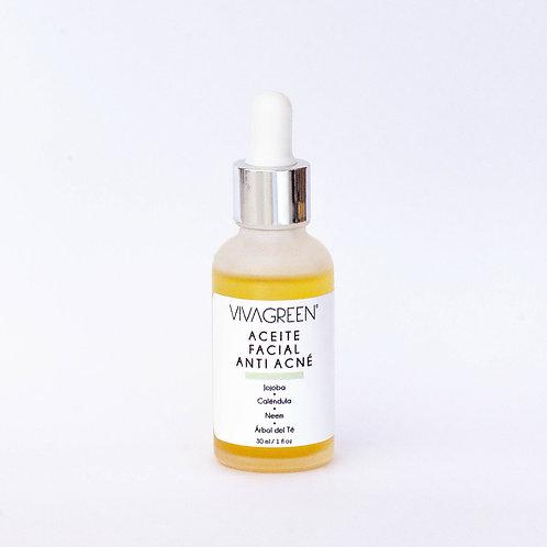 Aceite Facial Anti Acné
