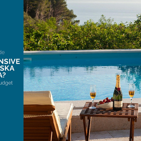 How expensive is Makarska Riviera?